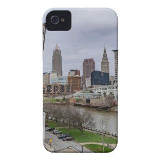 Cleveland Skyline Case-Mate iPhone 4 Case