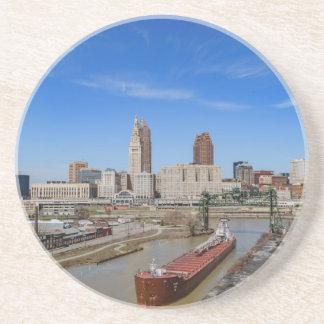 Cleveland Skyline Coasters