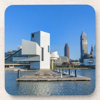 Cleveland Skyline Drink Coasters
