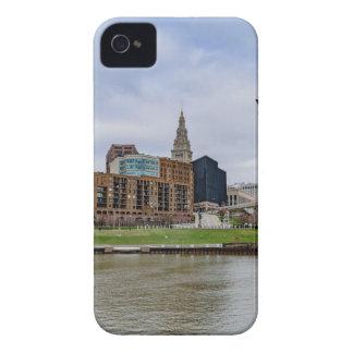 Cleveland Skyline iPhone 4 Case