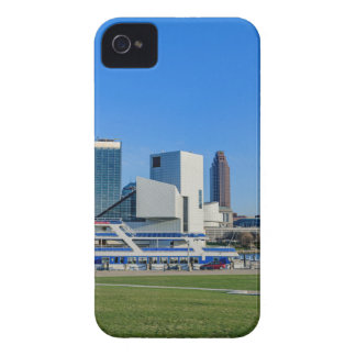 Cleveland Skyline iPhone 4 Case-Mate Cases