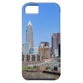 Cleveland Skyline iPhone 5 Cover