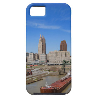 Cleveland Skyline iPhone 5 Covers