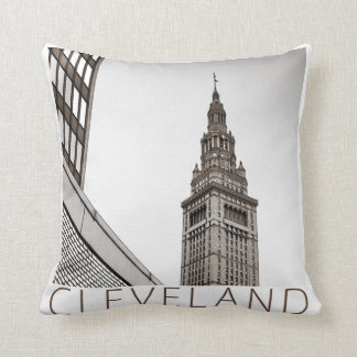 Cleveland - Terminal Tower Cushion