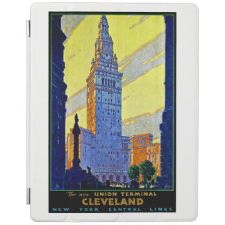 Cleveland Union Terminal iPad Cover
