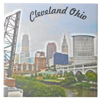 Cleveland West River View Ceramic Tile
