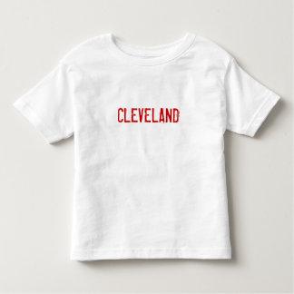CLEVELAND WILD THING #99 TODDLER T-SHIRT