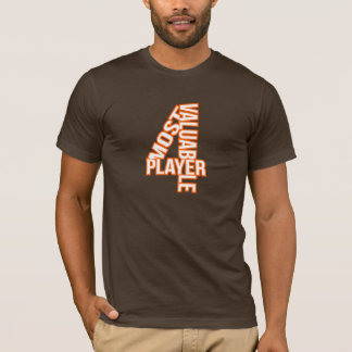 Cleveland's Most Valuable Player T-Shirt