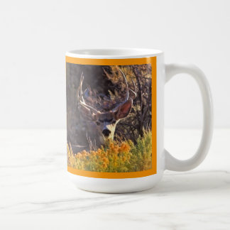 Clever Buck w/Border Coffee Mug