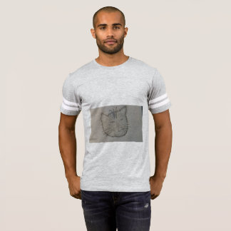 Clever Cat Football Shirt