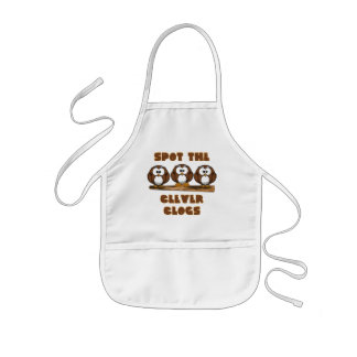 Clever Clogs Kids' Apron
