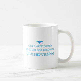 Clever Conservatives! Coffee Mug