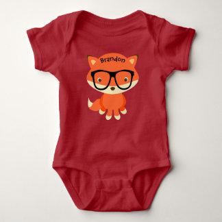 Clever Fox Baby Bodysuit