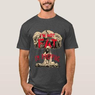 Clever prepper T-shirt (Dark)