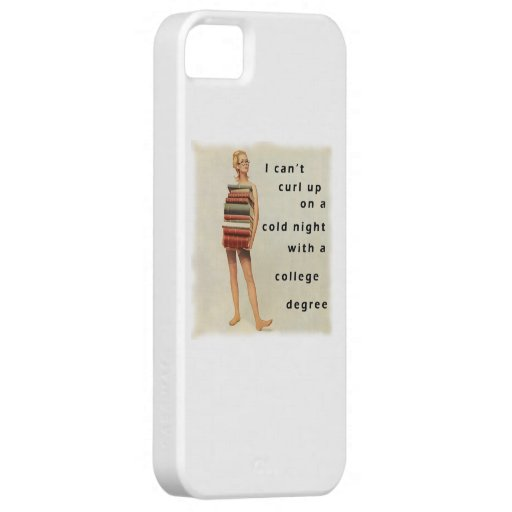 Clever sexist design iPhone 5 case
