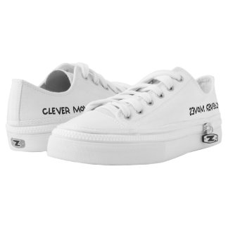 Clever shoes for clever moves