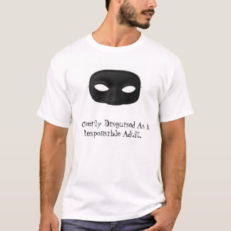 Cleverly Disguised As A Res... T-Shirt