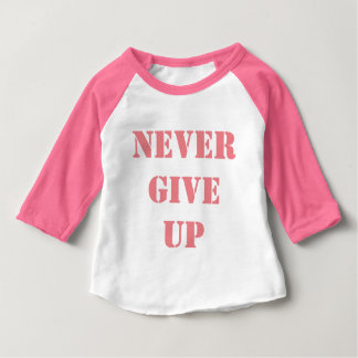 Click 156 Styles n colors to choose Customize TEXT Baby T-Shirt