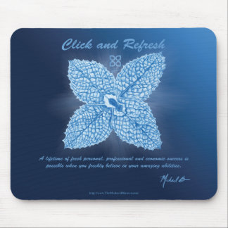 Click and Refresh Mouse Pad