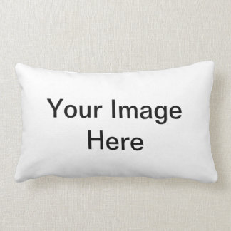CLICK CUSTOMIZE IT - ADD YOUR PHOTO HERE! MAKE OWN LUMBAR CUSHION