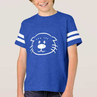 (click to choose shirt color) Short Sleeved Ollie