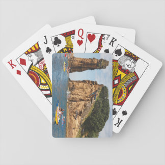 Cliff Diving event Poker Deck