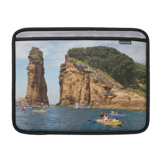 Cliff Diving event Sleeve For MacBook Air