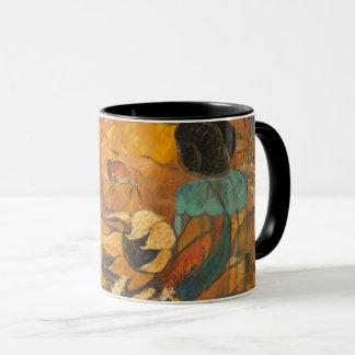 Cliff Dwellers Painting Mug
