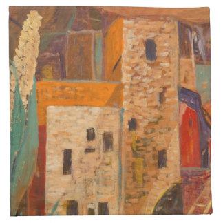Cliff Dwellers Pueblos Napkin