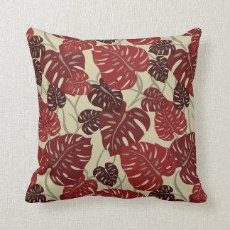Cliff Hanger Hawaiian Square Decorative Pillows