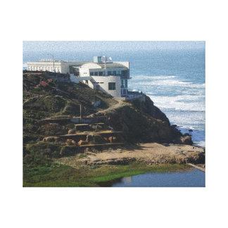 Cliff House - San Francisco, CA Canvas