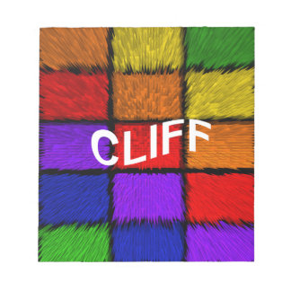 CLIFF NOTEPAD