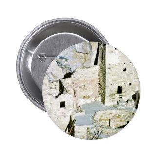 Cliff Palace - Mesa Verde National Park Pinback Button