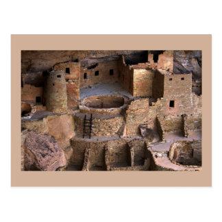 Cliff Palace, Mesa Verde National Park, Colorado Postcard