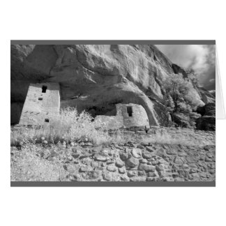 Cliff Palace, Mesa Verde National Park Greeting Card