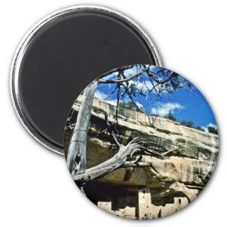 Cliff Palace - Mesa Verde National Park Refrigerator Magnet
