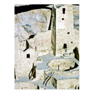 Cliff Palace - Mesa Verde National Park Post Card