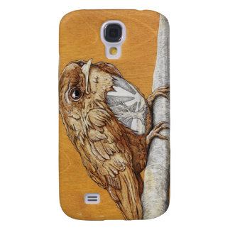 Cliff Sparrow Galaxy S4 Case