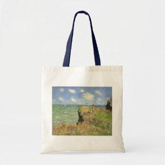 Cliff Walk at Pourville by Claude Monet