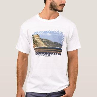 Cliffs Along Jurassic Coast T-Shirt