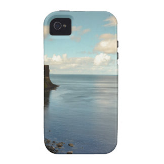 Cliffs by the Ocean Vibe iPhone 4 Cover