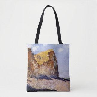 Cliffs Near Pourville Tote Bag