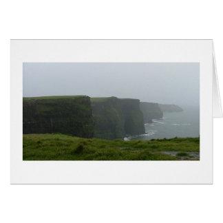 Cliffs of Moher Card