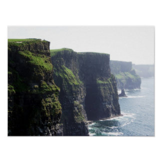 Cliffs of Moher Ireland Poster