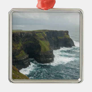 Cliffs of Moher Metal Ornament