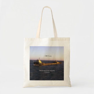Cliffs Victory tote bag