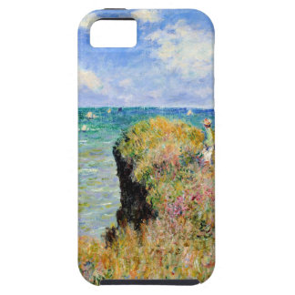 Clifftop Walk at Pourville - Claude Monet Case For The iPhone 5