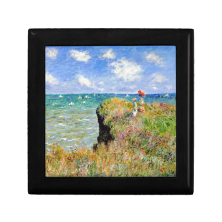 Clifftop Walk at Pourville - Claude Monet Gift Box