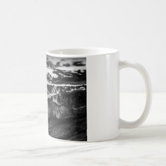 Clifton Bridge BW Coffee Mug