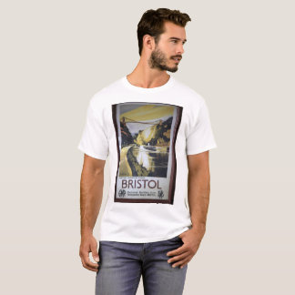 Clifton Suspension Bridge T-Shirt